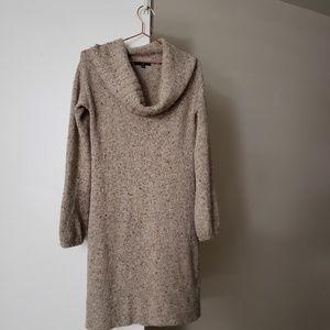 3 for $65! GAP M Wool Blend Cream Sweater Dress
